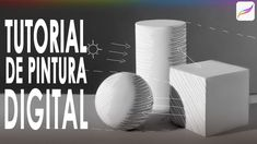 Tutorial de pintura digital: domina la LUZ y las SOMBRAS Studio, Learn To Paint, Shades, Lights, Tutorials, Pintura, Study