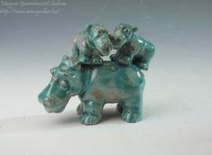 Lion Sculpture, Ceramics, Statue, Artist, Hall Pottery, Pottery, Ceramic Art, Clay Crafts, Sculpture