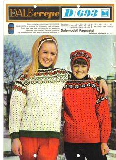 Fagnastøl Norwegian Knitting, Christmas Sweaters, Knitting Patterns, Graphic Sweatshirt, Sweatshirts, Fashion, Threading, Scale Model, Moda