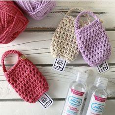 Crochet Cup Cozy, Crochet Bee, Crochet Pouch, Crochet Purses, Crochet Gifts, Double Crochet, Single Crochet, Crochet Toys, Crochet Stitches