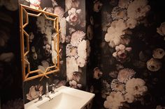 Before and After: Bold and Beautiful Bathroom - Becki Owens
