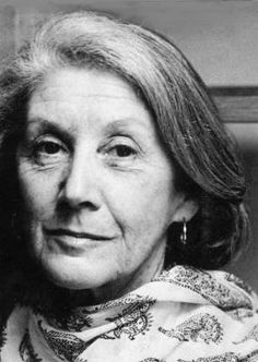Nadine Gordimer (1923-Alive). South African author. Jewish father, but raised a Christian. Booker Prize, 1974. Nobel Prize for Literature, 1991.
