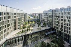 Gallery of VEOLIA Headquarters / Dietmar Feichtinger Architectes - 1