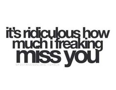 It is so true. Today was a nice surprise :) just missed the hug. ;)