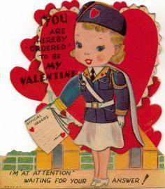 Hereby Ordered... Vintage Valentine