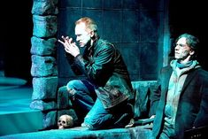 Dan Donohue as Hamlet. Oregon Shakespeare Festival 2010!