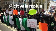 Nigerians in UK protest Fulani herdsmen killings in Enugu, others (Photos) London Protest, National Issues, Nigeria News, Trending Topics, Welcome, Projects To Try, Entertaining, Activities, Boys