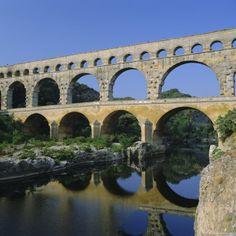 Ancient Aquaduct in Rome