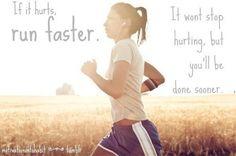 running. running. running. inspiration