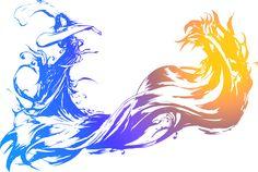 Final Fantasy 10 large logo without words for details. ----- Final Fantasy X logo by eldi13.deviantart.com on @deviantART
