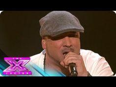 Vino Alan Sings for Survival - THE X FACTOR USA 2012