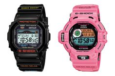 Casio G-SHOCK 2010 June Releases