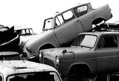 Sloperijfoto's, deel 3 - AutoWeek.nl Ford Anglia