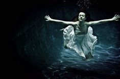 Ghosts in the water research images