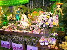 Bombom Festas: O jardim das Fadas!