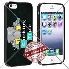 New Apple iPhone 4/4S Case Adventure Cooking Time Cool Cell Phone Case Shock-Absorbing TPU Cases Durable Bumper Cover Frame Black Lucky_case26 http://www.amazon.com/dp/B018KOR0V4/ref=cm_sw_r_pi_dp_h--wwb1S8V7M6