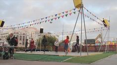 After an earthquake ruined Christchurch in 2011, the city became a laboratory for creative urban regeneration. One of its most successful projects to date is the Dance-o-Mat, a coin-operated public dance floor.