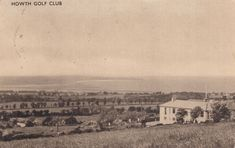 Ireland, HOWTH GOLF CLUB, DUBLIN - old postcard | eBay Dublin Bay, Dublin Ireland, Old Postcards, Historical Photos, Golf Clubs, Lighthouse, Paris Skyline, Castle, Travel