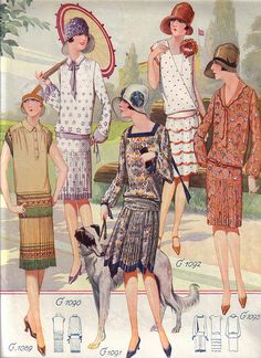 20s dresses, from Amy Jeanne on Flickr