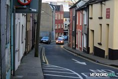 Bride Street in Wexford Town. Named after the old Norse-Irish parish of St. Bridgets.