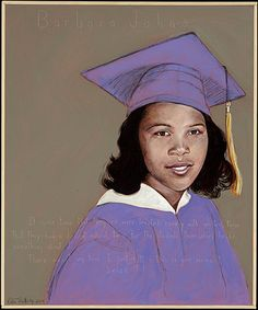 """It was time that Negroes were treated equally with whites, time that they had a decent school, time for the students themselves to do something about it.  There wasn't any fear. I just thought --- this is your moment. Seize it!"" - Barbara Johns 