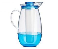 Carafa cu element de racire Clear Blue 2.5 L