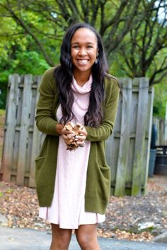 An outfit made for the Fall. Great Nordstrom finds and fun looks for the cold weather.