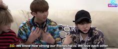 Billboard Music Award Winner: BTS, Bangtan = friendship and love ♥