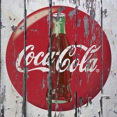 Coca cola #Vintage #iPad #retina #wallpaper