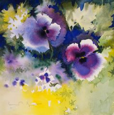 Linda Kemp Watercolour Gallery