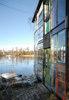 christiania, glass house