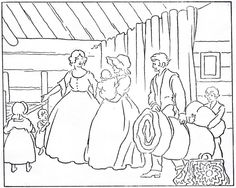 Little House On The Prairie Christmas Coloring Pages Murderthestout House On The Prairie Coloring Pages