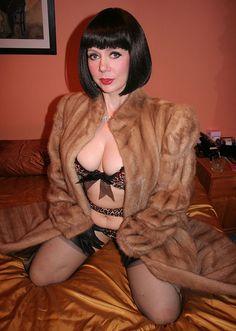 Did fur vintage coat sex stockings in mature and exist? congratulate, brilliant