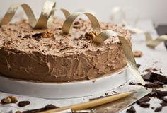 Russian Recipes, Kitchenette, No Bake Cake, Sweet Recipes, Tiramisu, Ethnic Recipes, Chocolate Cakes, Cake Baking, Czech Republic