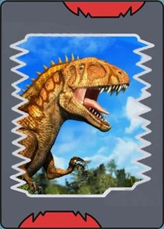 Info: Acrocanthosaurus can hunt down sauropods, dromaeosaurs, ornithopods and ankylosauridae in pack. Transformers Birthday Parties, Transformer Birthday, Real Dinosaur, Dinosaur Cards, King Craft, Dinosaur Discovery, Dinosaur Posters, Kids Toys For Boys, Dinosaur Pictures