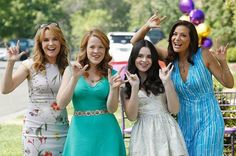 We love these ladies on Switched At Birth! Tune in for the summer finale of Switched At Birth next Monday at 8/7c on ABC Family!