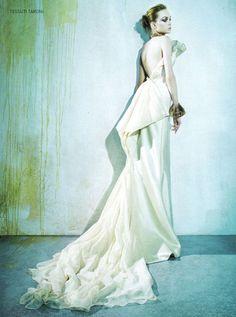 Valentino Haute Couture Vogue Italia September 2008