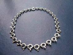 clasp bracelet from  : metalnat : by natalia gomensoro