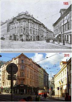 Nové Město, Myslíkova - Foto a koláž: Václav Víšek