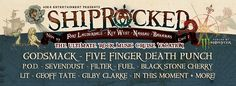 ShipRocked: The Ultimate Rock Music Cruise Vacation!
