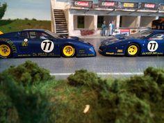 Carrera vs. Sideways Ferrari 512BB/LM - Slot Car Illustrated Forum