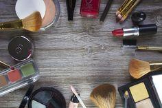 美しさ, 化粧, メイクアップ, ファッション, 化粧品, 木材
