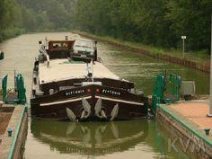 sluis nr. 29 op het canal de Sambre a l'Oise richting het canal de St Quentin