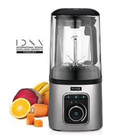 vacuum_desine_award Smoothie Mixer, Bulle D Air, Electrical Appliances, Frying Oil, Natural Supplements, Some Recipe, Vacuums, Nutritious Meals, Organic Recipes