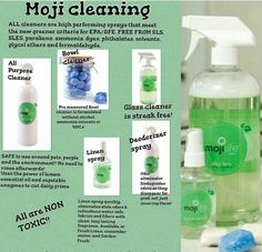 Moji Cleaning Products Are Safe To Use Around Your Kids, Your Pets U0026 Is Also