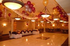 Balloon Clusters, Balloons, Chandelier, Ceiling Lights, Home Decor, Globes, Candelabra, Decoration Home, Room Decor