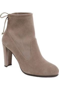 Stuart Weitzman 'Perfection' Bootie (Women) (Nordstrom Exclusive) available at #Nordstrom