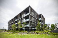 Turner | Projects East Village, Condominium, Studio, Design Process, Facade, Architecture Design, Multi Story Building, Urban, Modern