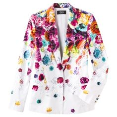 Loving the floral print