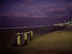 Harry Gruyaert - Belgium. Town of Knokke Heist. 1988.